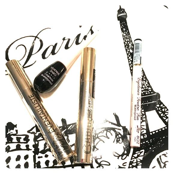 vivienne sabo mascara  Vivienne Sabo Makeup | Mascara And Liquid Liner Set | Poshmark